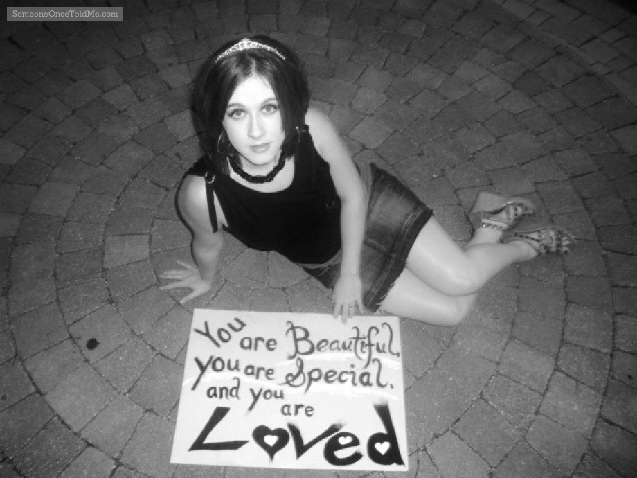 You Are Beautiful, You Are Special, And You Are Loved
