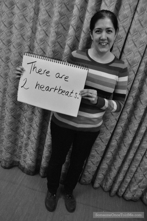 There Are 2 Heartbeats