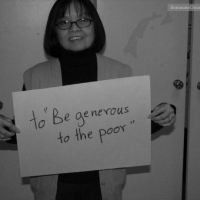 To 'Be Generous To The Poor'