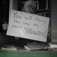 You Will Change The Way The World Thinks!
