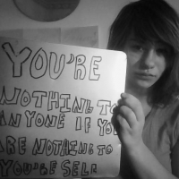 You're Nothing To Anyone If You're Nothing To You're Self