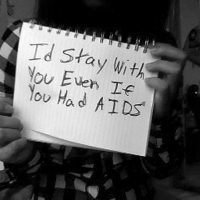 I'd Stay With You Even If You Had Aids