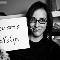 You Are A Tall Ship