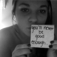 You'll Never Be Good Enough