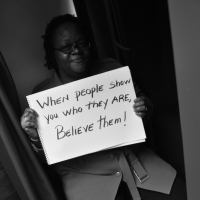 When People Show You Who They Are, Believe Them!