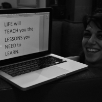 Life Will Teach You The Lessons You Need To Learn