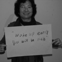 Wake Up Early You Will Be Rich