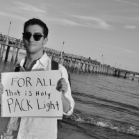 For All That Is Holy Pack Light
