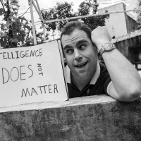Intelligence Does Not Matter