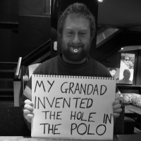 My Grandad Invented The Hole In The Polo